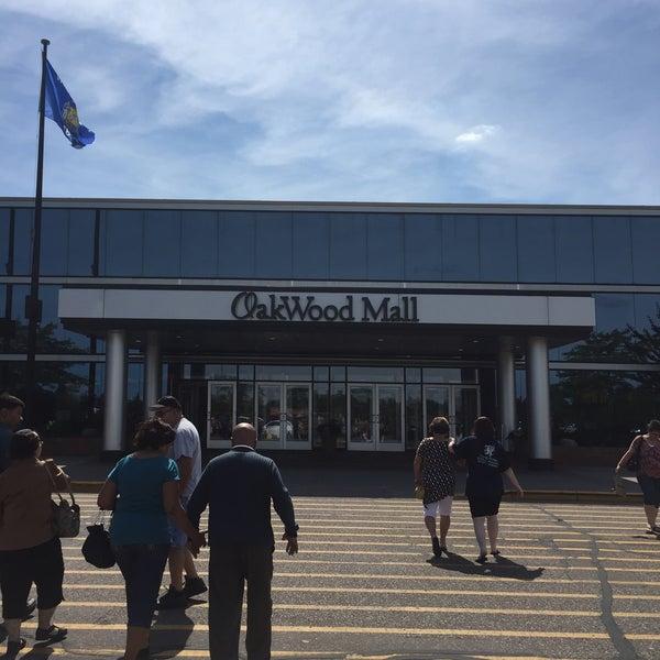 Photo taken at Oakwood Mall by John M. on 6/17/2016