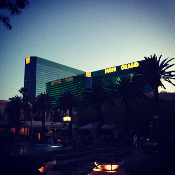 Photo taken at MGM Grand Hotel & Casino by [t] m. on 6/17/2013