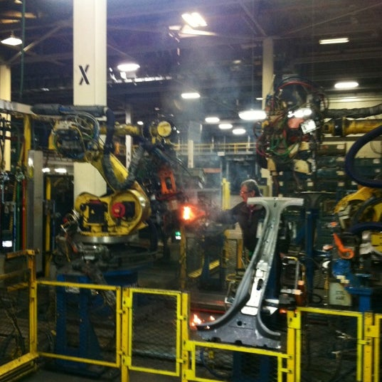 Photos at general motors orion assembly plant 4555 for General motors assembly plant