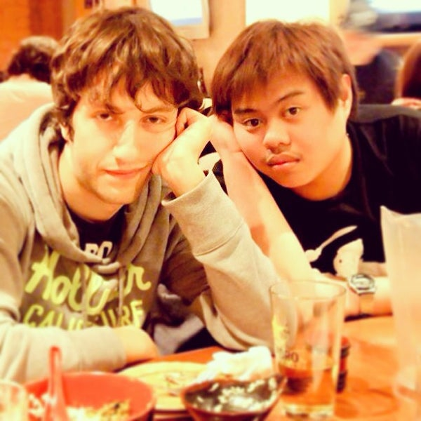 Photo taken at Tomo Japanese Cuisine by PiRATEzTRY on 2/3/2013
