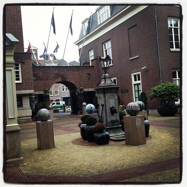 Photo taken at Sofitel Legend The Grand Amsterdam by Follow K. on 2/28/2013