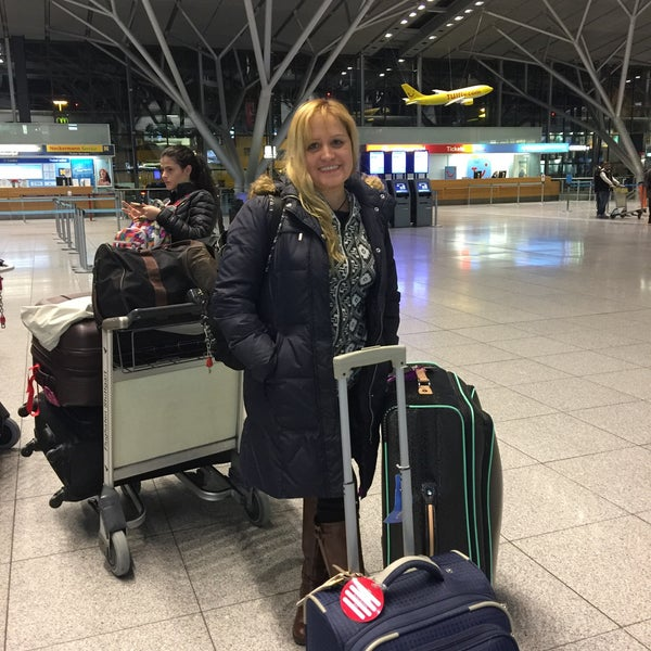 Photo taken at Terminal 3 by Maritza B. on 1/10/2017