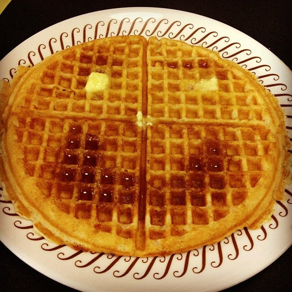 Photo taken at Waffle House by Suzanne M. on 4/8/2013