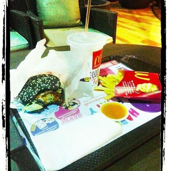 Photo taken at McDonald's by Suriyong N. on 2/9/2016