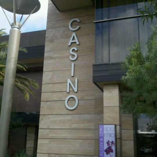 Photo taken at M Resort Spa Casino by wendy q. on 12/13/2011
