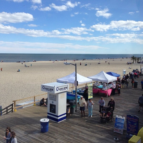 Photo taken at Point Pleasant Beach Boardwalk by Josh C. on 9/22/2013