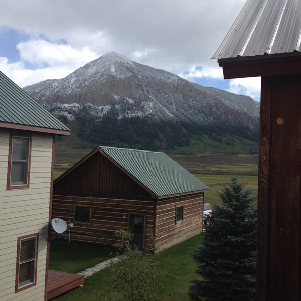 Photo taken at Crested Butte, CO by Barri M. on 9/23/2013