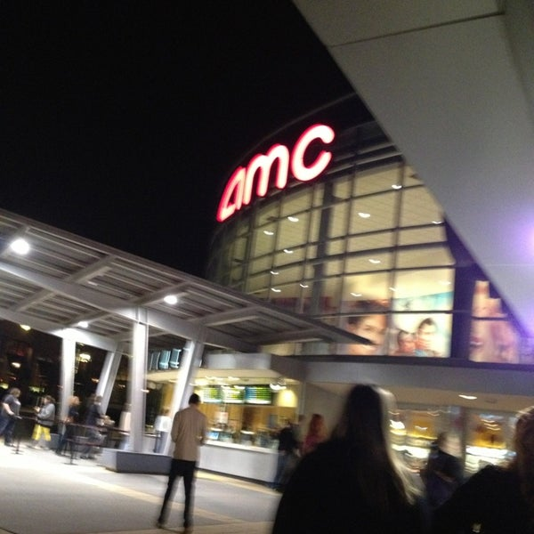 Photo taken at AMC Columbia 14 by Katie H. on 1/13/2013