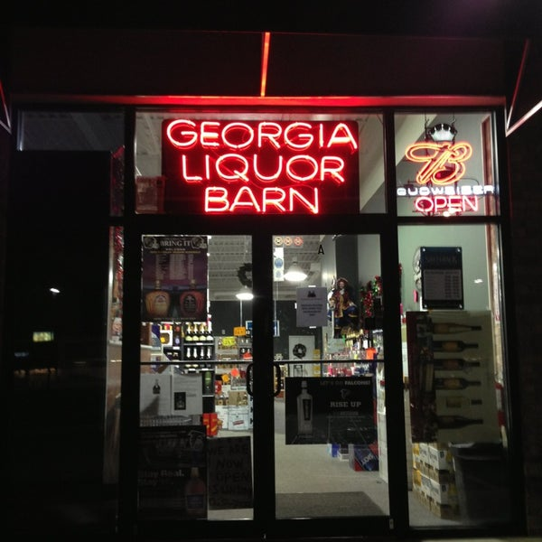 Georgia Liquor Barn - 2 tips