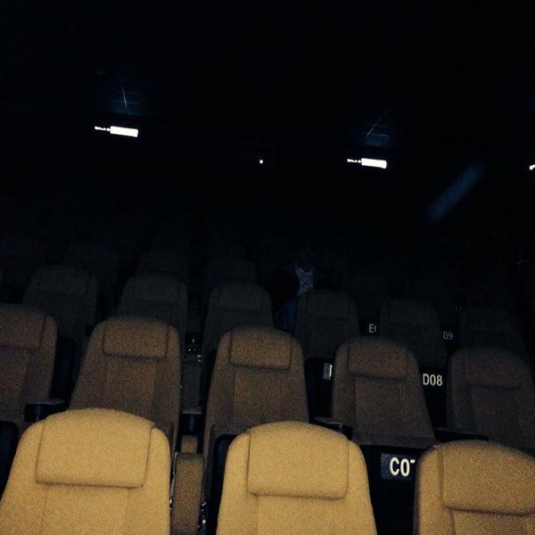 Photo taken at Nova Cinemas by Hugo S. on 10/7/2013