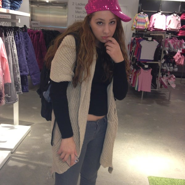 Photo taken at H&M by Emily W. on 1/31/2013