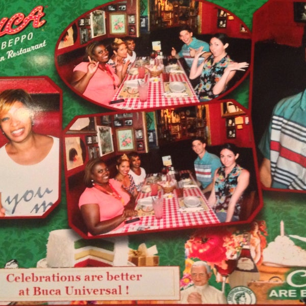 Photo taken at Buca di Beppo Italian Restaurant by Jammie A. on 5/1/2015