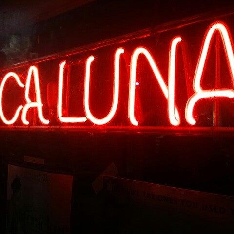 Photo taken at Loca Luna by khambone on 11/25/2012