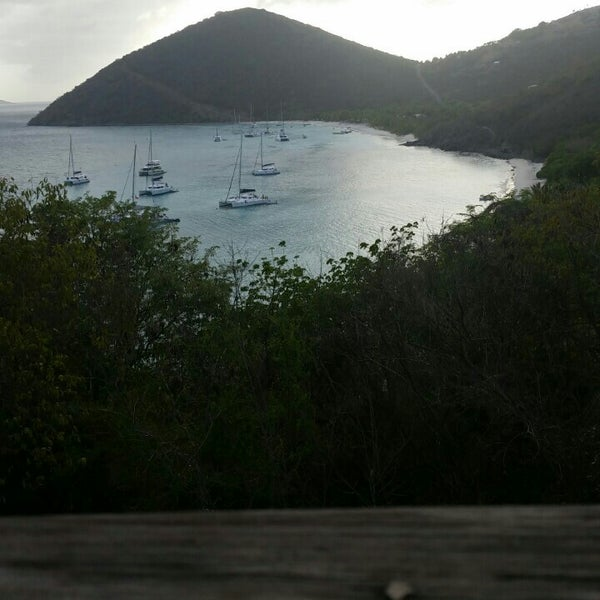 Photo taken at Jost Van Dyke Island by Toby L. on 8/4/2015