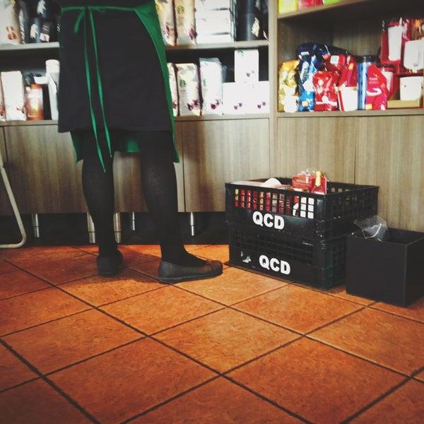 Photo taken at Starbucks by Pachi T. on 1/2/2013