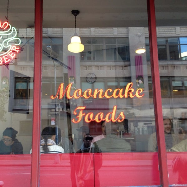 Photo taken at Mooncake Foods by Michael G. on 10/6/2014