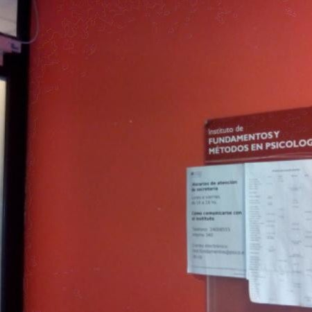 Foto tomada en Facultad de Psicología - Udelar por Paribanu F. el 3/5/2014
