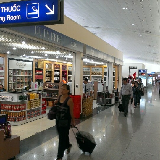 Photo taken at Tan Son Nhat International Airport by Sergeff K. on 4/22/2013