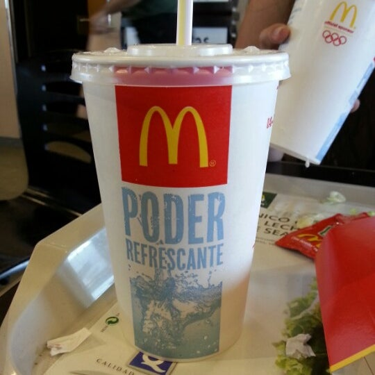 Photo taken at McDonald's by Monica M. on 1/18/2013
