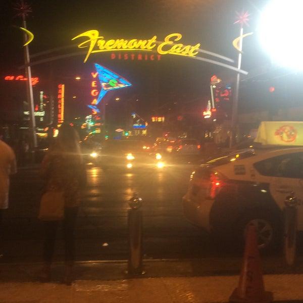 Photo taken at Downtown Las Vegas by Karmen D. on 8/27/2016