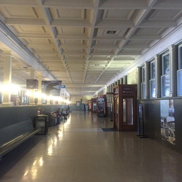 Photo taken at Amtrak: Harrisburg Transportation Center (HAR) by Akshar P. on 9/25/2016