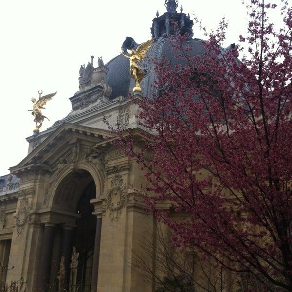 Photo taken at Grand Palais by Роман Анатольевич Б. on 3/16/2013