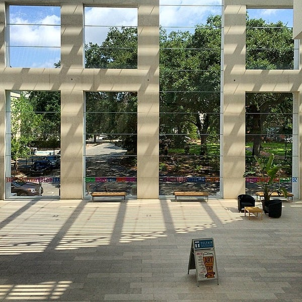 Photo taken at Telfair Museums' Jepson Center by Jennifer T. on 8/13/2014
