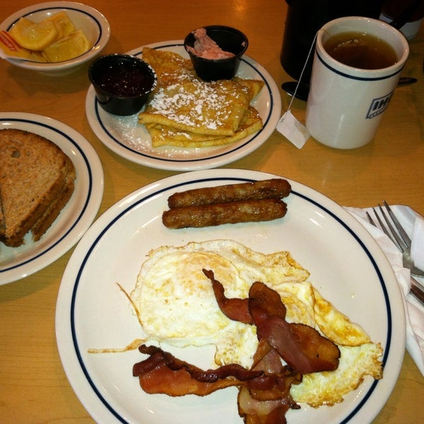 Photo taken at IHOP by Patrick M. on 6/12/2014