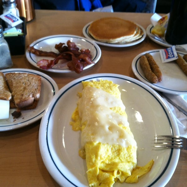 Photo taken at IHOP by Patrick M. on 2/9/2014