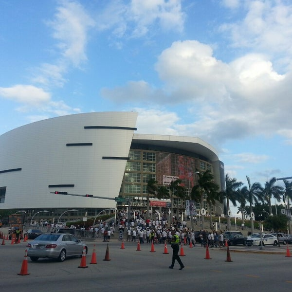 Photo taken at American Airlines Arena by Mayeliux L. on 5/15/2013