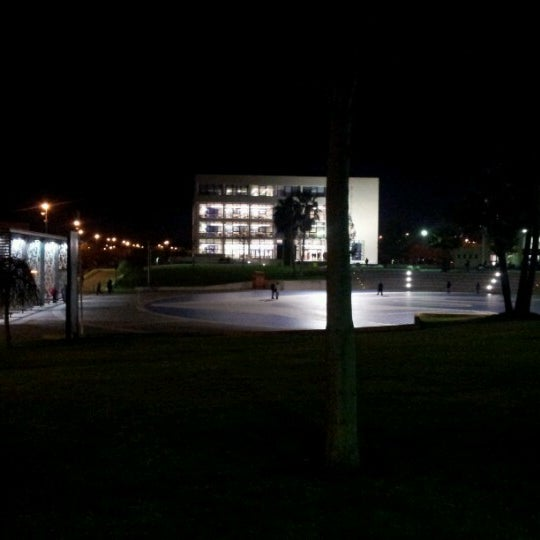 Photo taken at Universitat Jaume I (UJI) by Coolcards / PostalFree C. on 1/29/2013