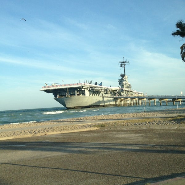 Photo taken at USS Lexington Museum On The Bay by Ale Q. on 3/13/2013