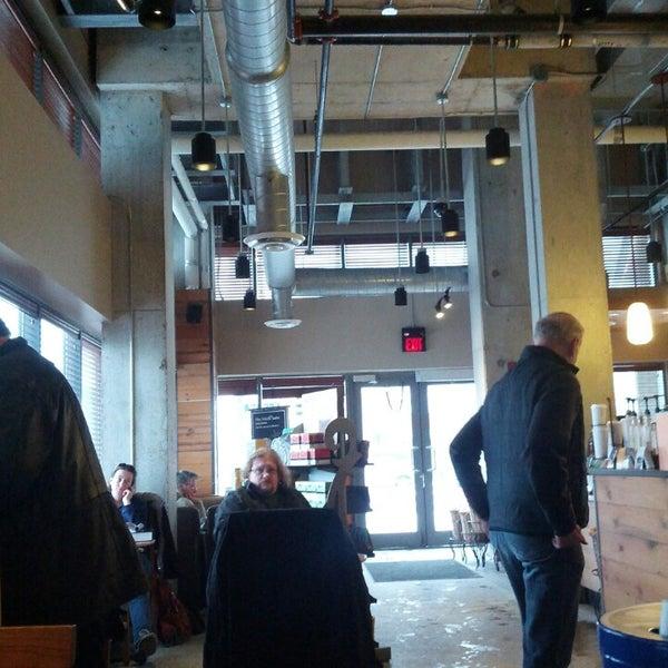 Photo taken at Starbucks by Jennifer L. on 2/16/2013
