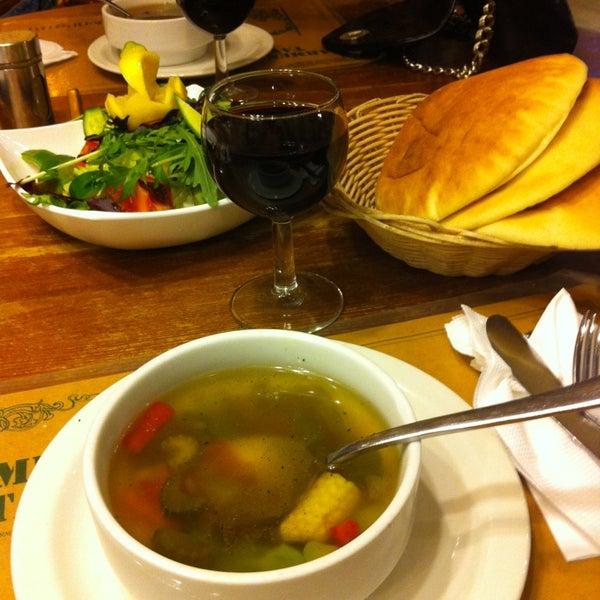 Photo taken at Armenian Tavern by Kira A. on 2/13/2013