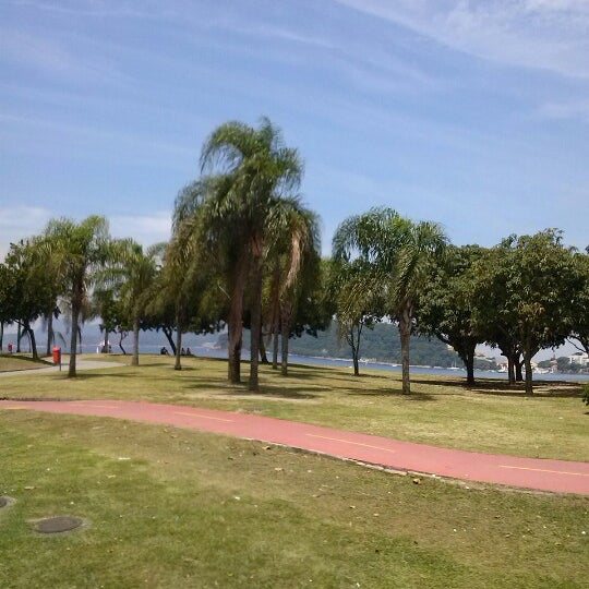Photo taken at Aterro do Flamengo by Thaís B. on 2/16/2013