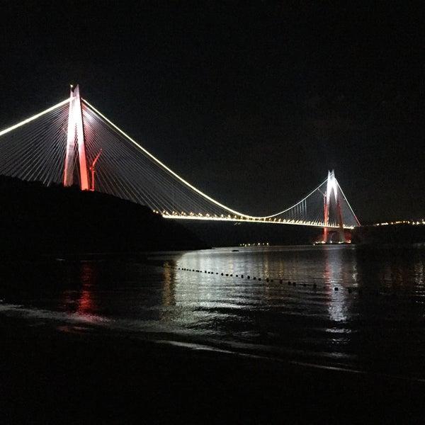 Photo taken at Poyrazköy Sahil by Furkan on 8/29/2016