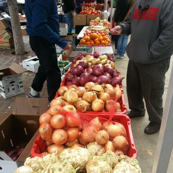 Photo taken at Dane County Farmers' Market by Bryan H. on 10/19/2013