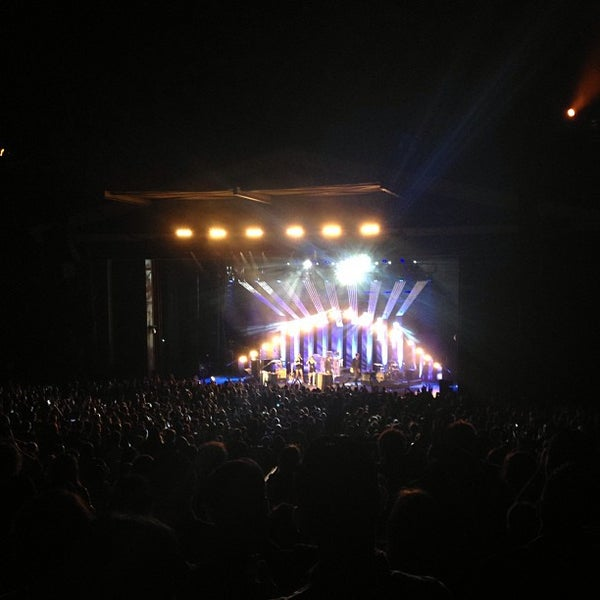 Photo taken at The Greek Theatre by Connor C. on 7/25/2013