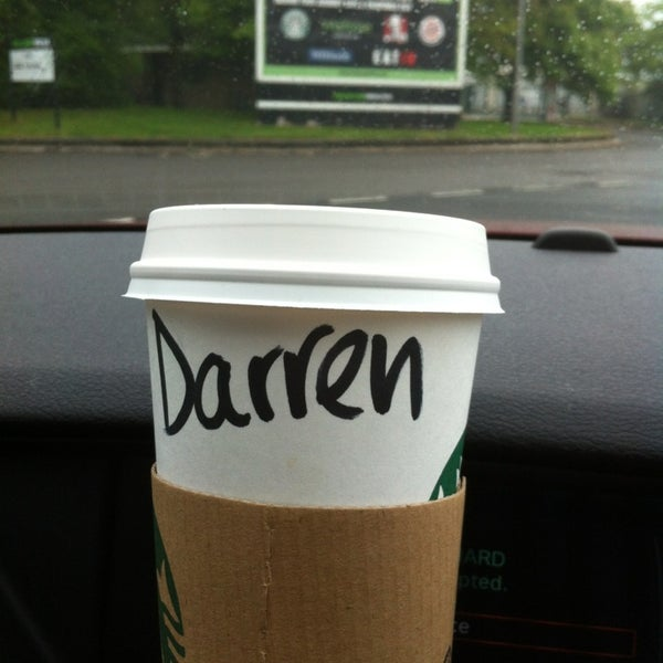 Photo taken at Starbucks by Darren W. on 5/21/2013