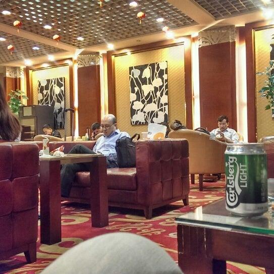 CA VIP Lounge 国航贵宾休息室 - 深圳宝安机场B候机楼