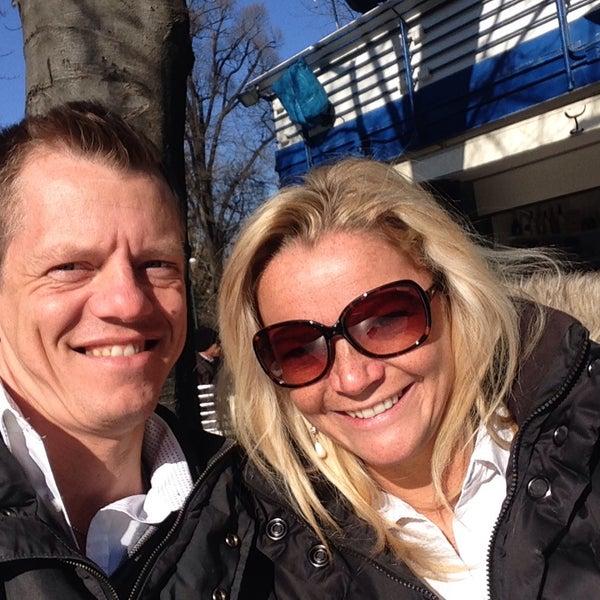 Photo taken at Bar Bianco by Ingrid T. on 2/1/2015