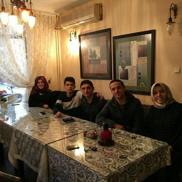 Photo taken at Sevgi Cafe by Kübra Ç. on 3/26/2016
