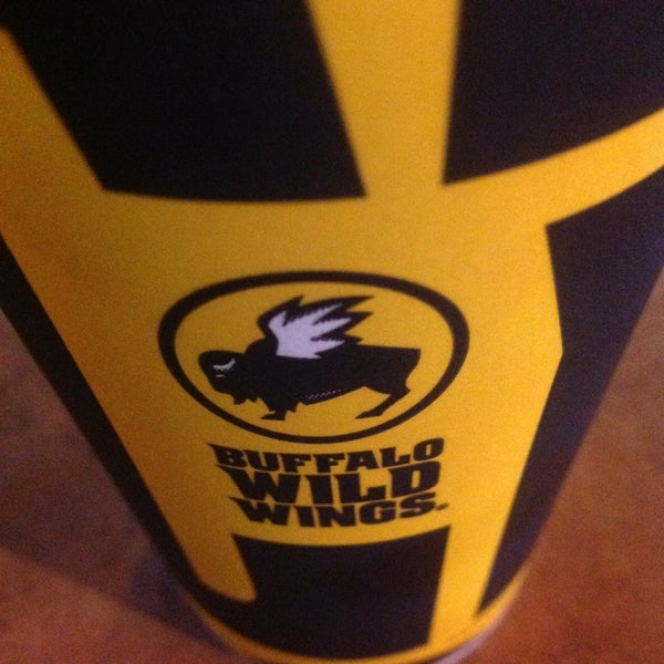 Photo taken at Buffalo Wild Wings by Carl R. on 5/29/2013