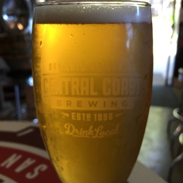 Photo taken at Central Coast Brewing by Armando G. on 2/15/2015