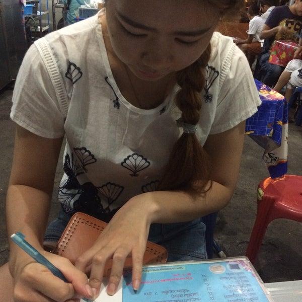 Photo taken at อ้อนนมสด by Nor on 7/17/2015