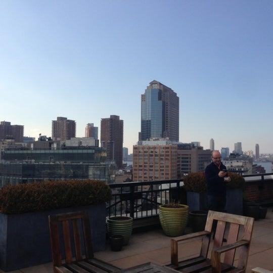 Photo taken at SoHo Grand Hotel by Lockhart S. on 12/13/2012