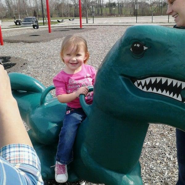 Photo taken at Helder Park by Megan P. on 4/29/2013