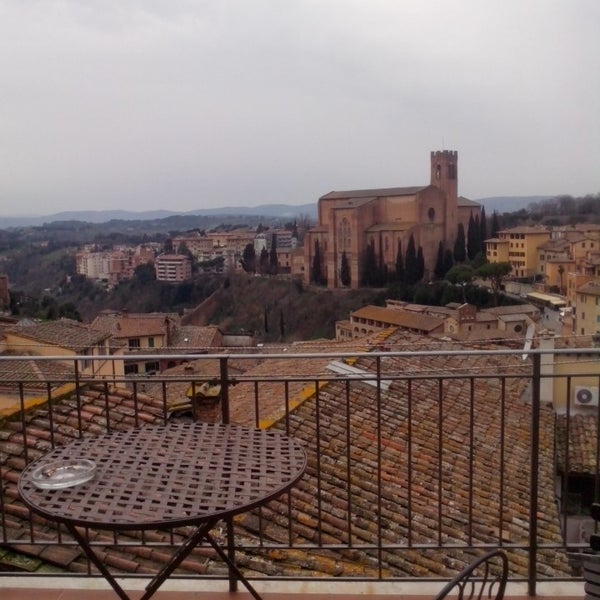 Photo taken at Siena by Bogi A. on 2/18/2014