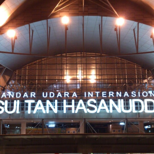 Photo taken at Sultan Hasanuddin International Airport (UPG) by hesti s. on 7/4/2013