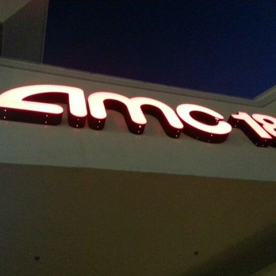 Photo taken at AMC Fashion Valley 18 by Carlos V. on 9/30/2012